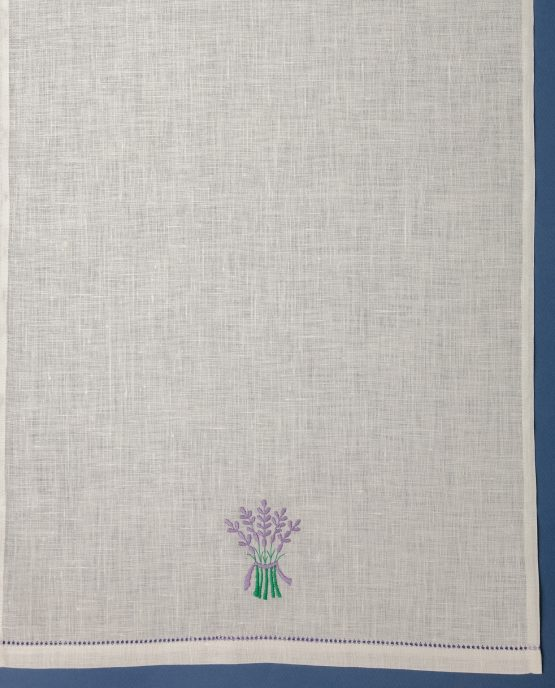 Полотенце с лавандой