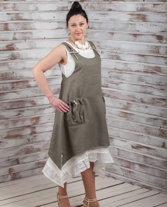Платье с-52-1089, сарафан с-52-1094